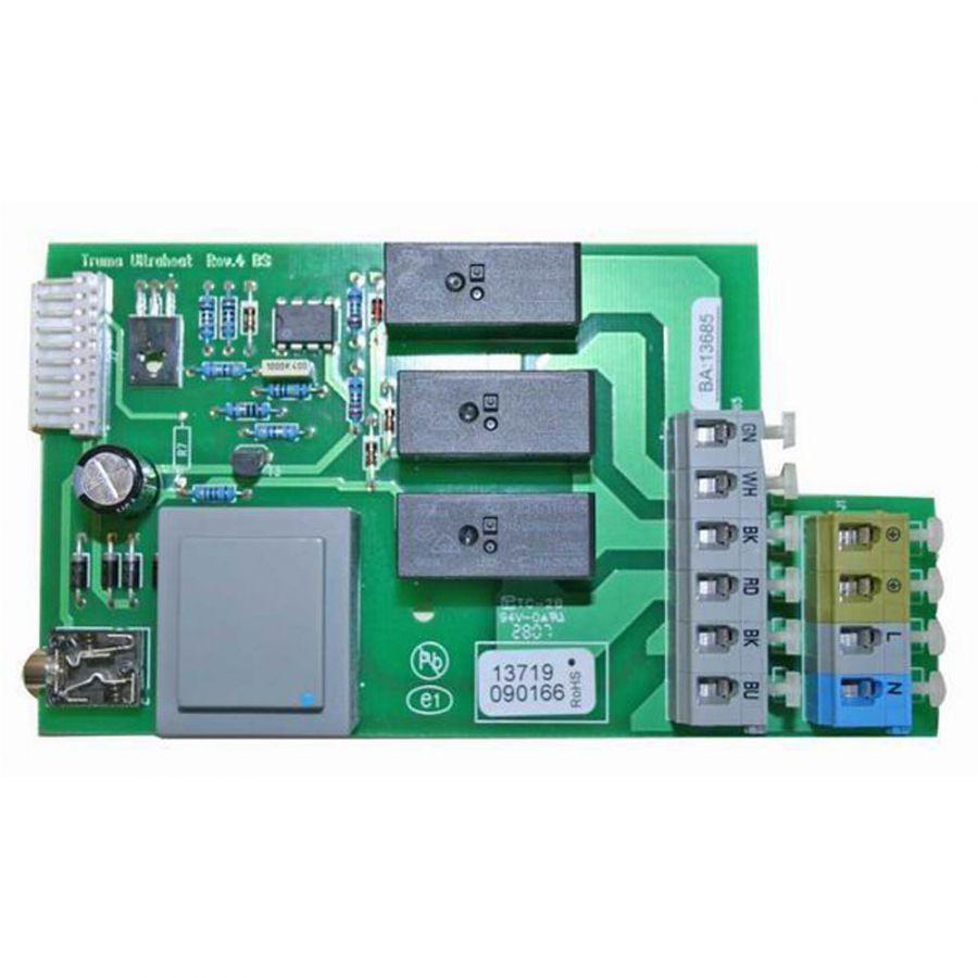 Ultraheat Pcb Assembly Ropers Leisure Truma Caravan Heater Wiring Diagram
